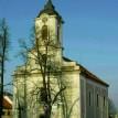 žebrák kostel