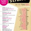 2009 Festival Stranou Plakát A3 K3