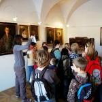 Děti dostaly v expozici měšťanů záludný úkol