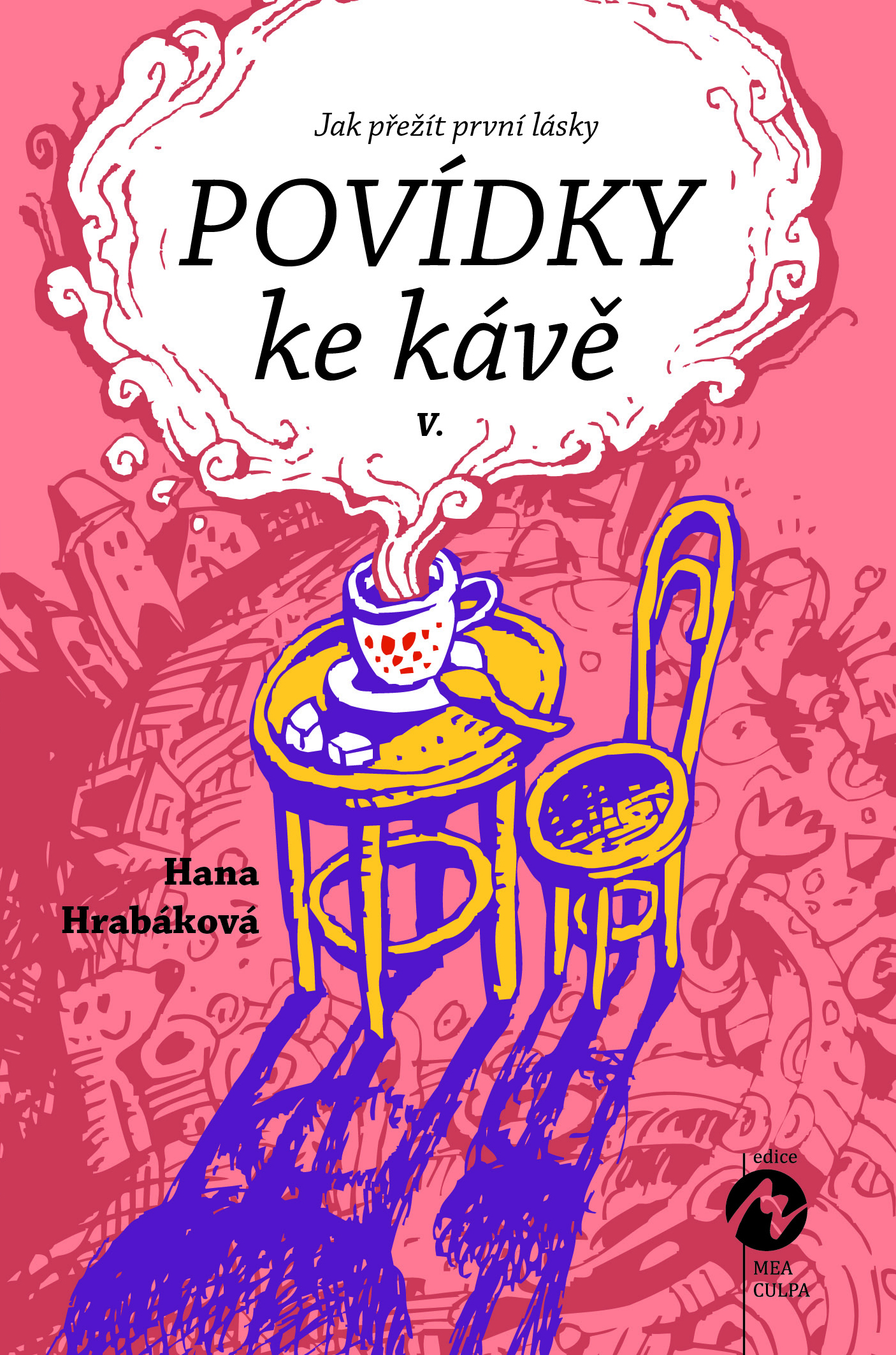 Povidky_ke_kave_V_2019_OBALKA