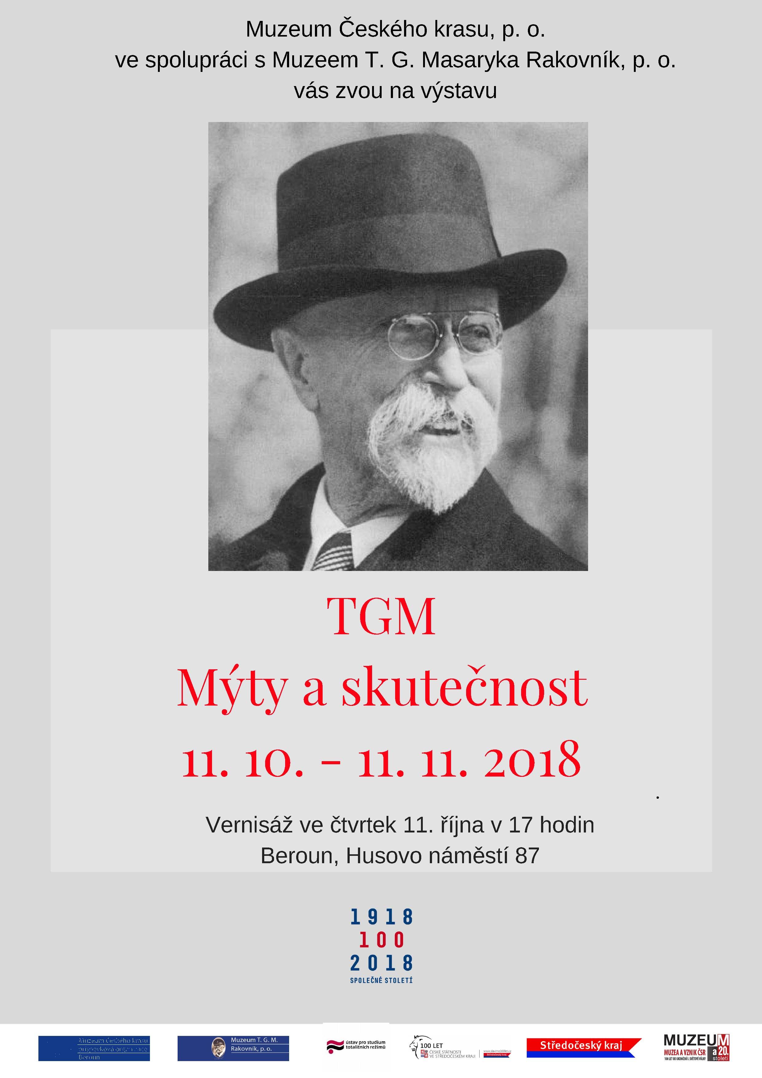 TGM Mýty a skutečnost