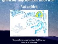 andělé tvoření