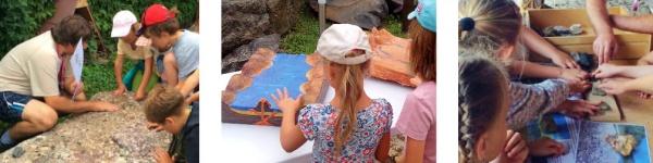 Den s geologem o kamenech i zkamenělinách v muzeu, v geoparku, v jeskyni i na nalezišti zkamenělin