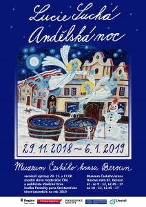 Výstava Andělská noc