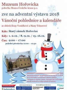 Adventní program v Muzeu Hořovicka