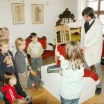 Děti v Preislerově ateliéru