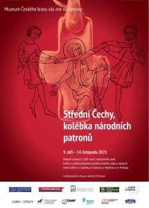 Střední Čechy – kolébka národních patronů
