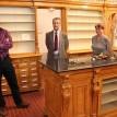 Zahájení výstavy v expozici historické lékárny