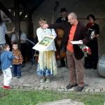 Při vernisáži výstavy byl pokřtěn i nový kalendář Lucie Suché