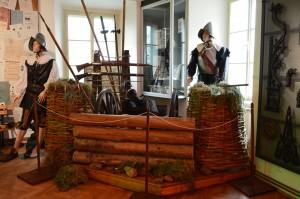 Výstava: Zbraně vojáků třicetileté války